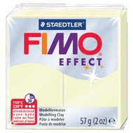 Steadtler FIMO Soft Effect Polymer Clay 57g Nightglow