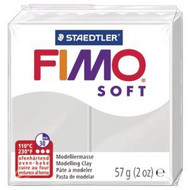Steadtler FIMO Soft Polymer Clay 57g Dolphin Grey