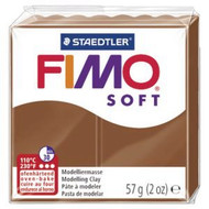 Steadtler FIMO Soft Polymer Clay 57g Caramel