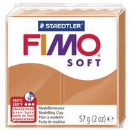 Steadtler FIMO Soft Polymer Clay 57g Cognac