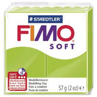 Steadtler FIMO Soft Polymer Clay 57g Apple Green
