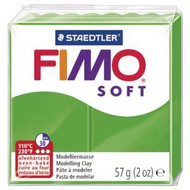 Steadtler FIMO Soft Polymer Clay 57g Tropical Green