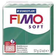 Steadtler FIMO Soft Polymer Clay 57g Emerald