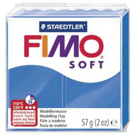 Steadtler FIMO Soft Polymer Clay 57g Pacific Blue