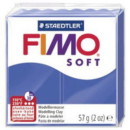 Steadtler FIMO Soft Polymer Clay 57g Brilliant Blue
