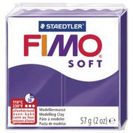Steadtler FIMO Soft Polymer Clay 57g Plum