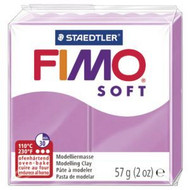 Steadtler FIMO Soft Polymer Clay 57g Lavender