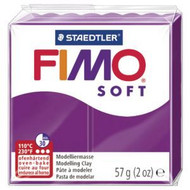 Steadtler FIMO Soft Polymer Clay 57g Purple