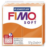 Steadtler FIMO Soft Polymer Clay 57g Tangerine