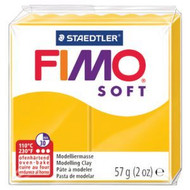 Steadtler FIMO Soft Polymer Clay 57g Sunflower