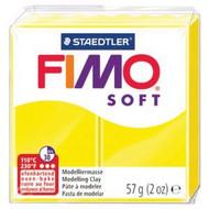 Steadtler FIMO Soft Polymer Clay 57g Lemon