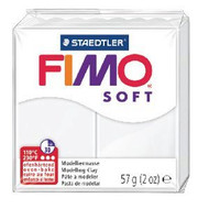 Steadtler FIMO Soft Polymer Clay 57g White