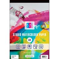 ART SPECTRUM STUDIO WATERCOLOUR PAD A5 185GSM ROUGH 12 SHEETS