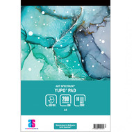 ART SPECTRUM YUPO PAD A4  - 200gsm - 10 sheets