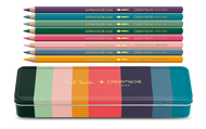 Box of 8 Colours SUPRACOLOR Soft Aquarelle PAUL SMITH - Limited Edition | 3888.308