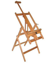 Studio easel, canvas height 138 cm, ST 32