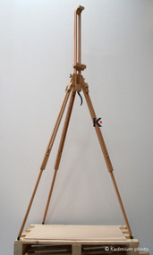 Field easel, traditional, max. canvas height 125 cm, ST 20