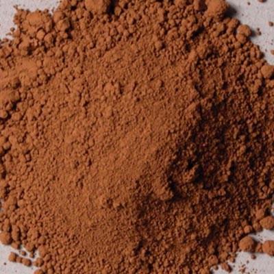 Rublev Colours Dry Pigments 1kg - S2 Italian Burnt Umber