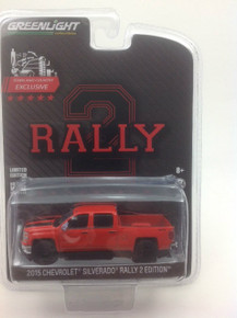 1:64 2015 Chevrolet Silverado Rally 2 OEM Edition