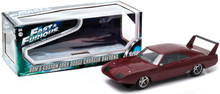 1:18 Fast & Furious 6 (2013) 1969 Dodge Charger Daytona Custom (Window Box)