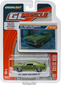 1:64 GL Muscle Series 16 - 1971 Dodge Challenger HEMI R/T