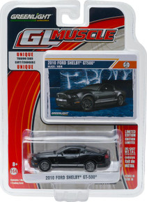 1:64 GL Muscle Series 16 - 2010 Shelby GT500