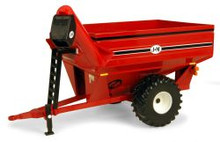 1:32 J&M Red Grain Cart