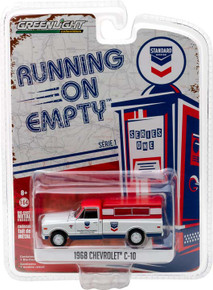 1:64 Running on Empty Series 1 - 1968 Chevrolet C-10 - Standard Oil