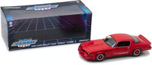 1:18 1981 Camaro Z/28 Yenko Turbo Z - Red