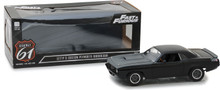 1:18 Highway 61 Fast & Furious - Fast 7 Letty's Custom Plymouth Barracuda