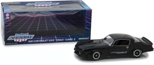 1:18 1981 Chevrolet Z/28 Yenko Turbo Z - Black