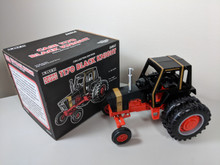 1:16 Case 1170 Black Knight with Cab and Duals, Collector Edition Made in USA