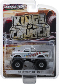 1:64 Kings of Crunch Series 1 - USA-1 - 1970 Chevrolet K-10 Monster Truck