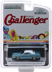 1:64 1970 Dodge Challenger - Western Sport Special (Hobby Exclusive)