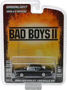 1:64 Hollywood Series 21 - Bad Boys II (2003) - 1968 Chevrolet Chevelle SS