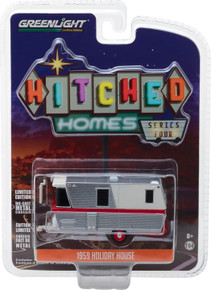 1:64 Hitched Homes Series 4 - 1959 Holiday House