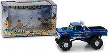 1:43 Bigfoot #1 The Original Monster Truck (1979) - 1974 Ford F-250 Monster Truck