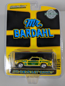 1:64 Bardahl - 1970 Chevrolet Camaro Mr. Bardahl (Hobby Exclusive) Green Machine