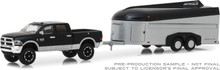 1:64 Hitch & Tow Series 15 - 2017 Ram 2500 with Aerovault MKII Trailer
