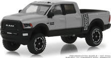 1:64 2018 Ram 2500 Power Wagon - Bright Silver (Hobby Exclusive)