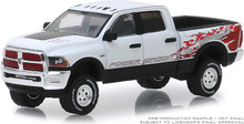 1:64 2016 Ram 2500 Power Wagon - Bright White Clearcoat (Hobby Exclusive)