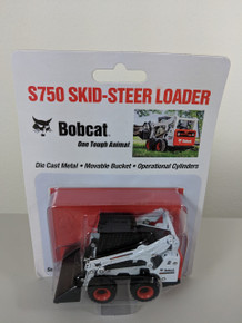 1:50 Bobcat S750 Skid-Steer Wheel Loader