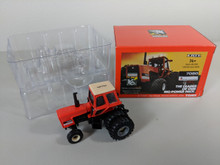 1:64 Allis Chalmers 7080 Tractor with Rear Duals and Cab, 2018 National Farm Toy Museum Limited Edition