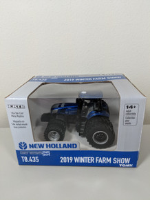 1:64 New Holland T8.435 2019 Winter Farm Show Tractor