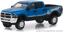 1:64 2016 Ram 2500 Power Wagon - Blue Streak Pearlcoat (Hobby Exclusive)