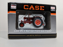 1:64 Case DC-3 Narrow Front Gas Tractor, Limited Edition