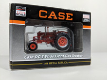 1:64 Case DC-3 Wide Front Gas Tractor, Limited Edition