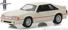1:64 Anniversary Collection Series 7 - 1989 Ford Mustang 5.0 25 Years
