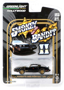 1:64 Smokey and the Bandit II (1980) - 1980 Pontiac Trans Am