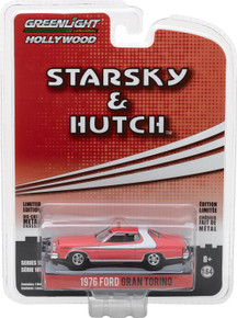 1:64 Starsky and Hutch (TV Series 1975-79) - 1976 Ford Gran Torino